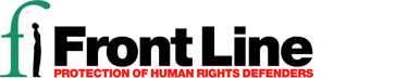 Front Line - Logo